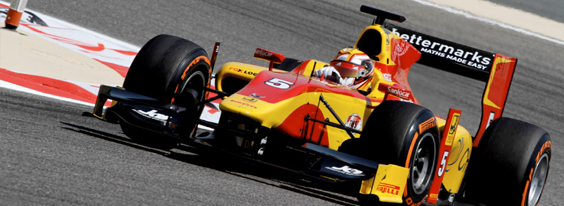 GP2 Series – Bahrain, 4-6 April
