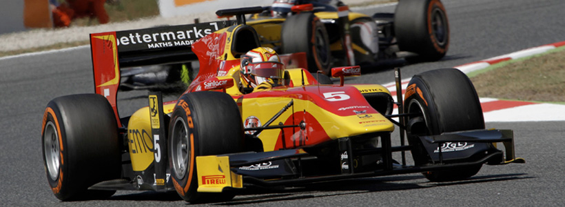 GP2 Series – Barcelona, 9-11 May