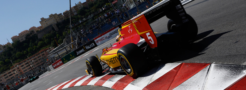 GP2 Series – Monte Carlo, 23-24 May