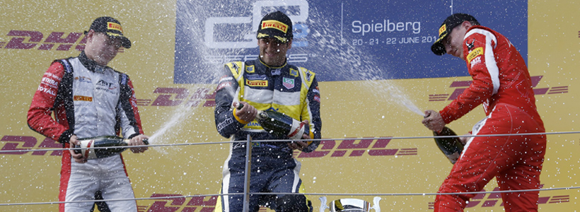 GP2 Series – Spielberg, 20-22 June