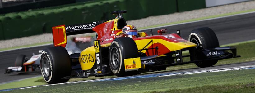 GP2 Series – Hockenheim, 18-20 July