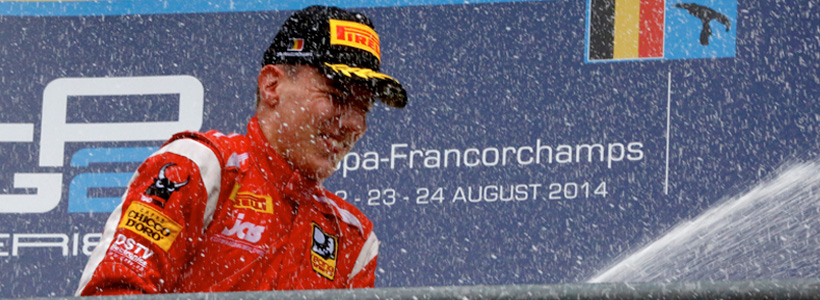GP2 Series – Spa-Francorchamps, 22-24 August