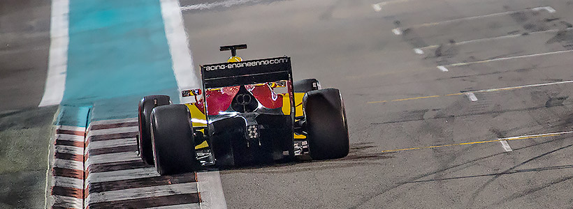 GP2 Series – Abu Dhabi, 21-23 November