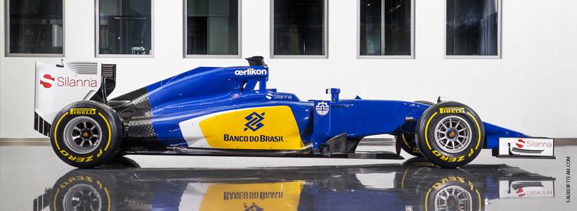 Finally… Sauber!