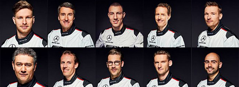 IT'S OFFICIAL! RAFFAELE IS A MERCEDES-AMG FACTORY DRIVER