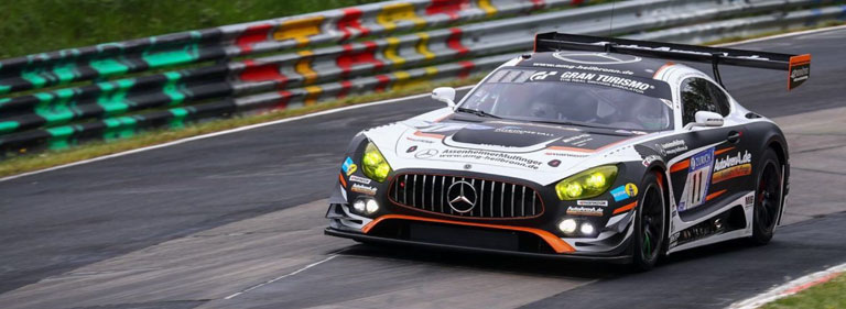 NURBURGRING 24H MARCIELLO'S TEAM FORCED TO RETIRE