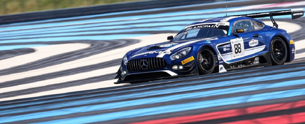 PAUL RICARD: A STRATEGY MISTAKE COSTS MARCIELLO THE PODIUM