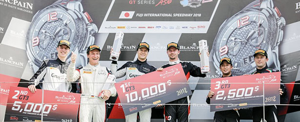 FUJI: ANOTHER PODIUM FOR MARCIELLO