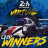 MARCIELLO TRIUMPHS AT THE VIRTUAL 24H OF LE MANS
