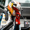MARCIELLO FINISHES SECOND AT NURBURGRING: ANOTHER PODIUM