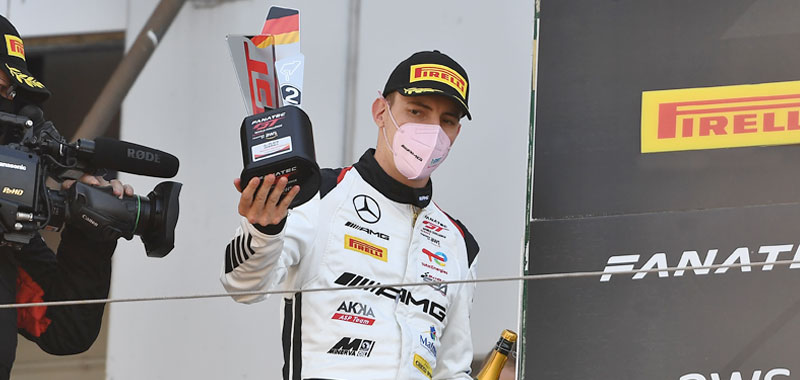 MARCIELLO EXCELS IN QUALIFYING AND FINISHES SECOND AT NURBURGRING